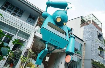 2020 03 20 001713 - 號外!巨大的機器人入侵地球了!超可愛氣泡飲專賣店,清涼又解渴