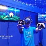 熱血採訪│台中少見VR實境體驗館,超過60款熱門遊戲!前後通風,所有設備皆用酒精消毒