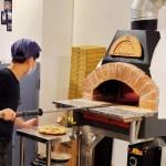 把義大利做Pizza那套搬過來,Amore Pizzeria Napoletana的窯燒披薩還蠻值得一試的哦!
