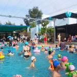 大小朋友一起去玩水,向海那漾濱海露營區戲水泳池開放拉!