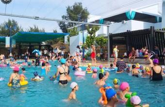 2020 07 04 102729 - 大小朋友一起去玩水,向海那漾濱海露營區戲水泳池開放拉!