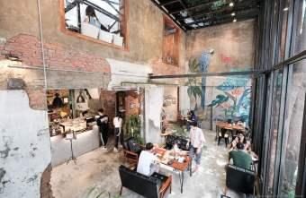 2020 07 21 081318 - 台中早午餐 堅果小巷 Heynuts Alley Cafe 玻璃屋、挑高彩繪牆,超美網美打卡餐廳!