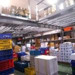 熱血採訪│台中海產批發超商,超大凍庫有夠冷,現場活海鮮也不少,期間限定泰國蝦一斤250
