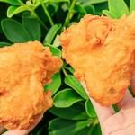 忠勇路現炸湯翅,每天只營業4小時,外皮金黃酥脆更有胡椒鹽鹹香,肉質鮮嫩多汁又彈牙!