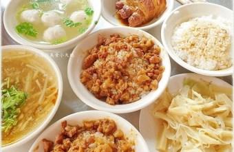 2020 10 28 093335 - 大台北圓環魯肉飯║第三市場傳統早午餐,噴香魯肉飯、爌肉飯、草菇湯、赤肉焿料多美味,一大早就補滿元氣!