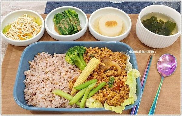 2020 12 17 212229 - 菜菜的約會║台中素食,清新唯美的用餐氛圍,享用全素蔬食創意料理!!
