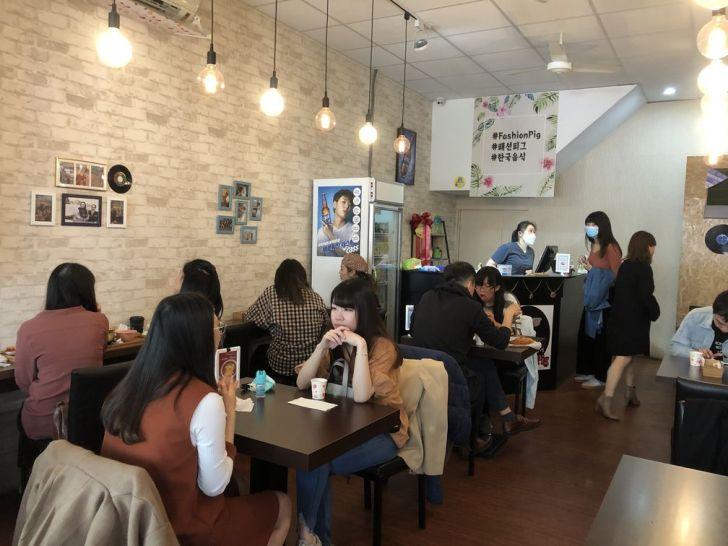 2020 12 21 002107 - 西區韓式料理|道地韓國人開的FASHION PIG 韓式熟成五花肉,總是客滿不訂位吃不到,大推肥而不膩的烤五花肉~