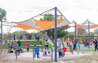 2020 12 31 160624 - 大甲鐵砧山雕塑公園,全新共融遊樂場完工開放,還有超酷滑索遊具!