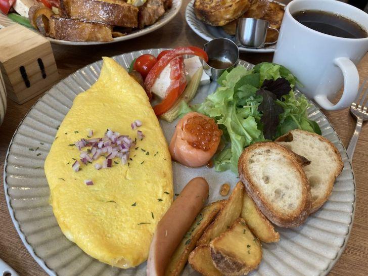 2020 12 31 220049 - 西區早午餐|台中人氣早午餐小家山食,包著菠菜的歐姆蛋捲你吃過嗎?