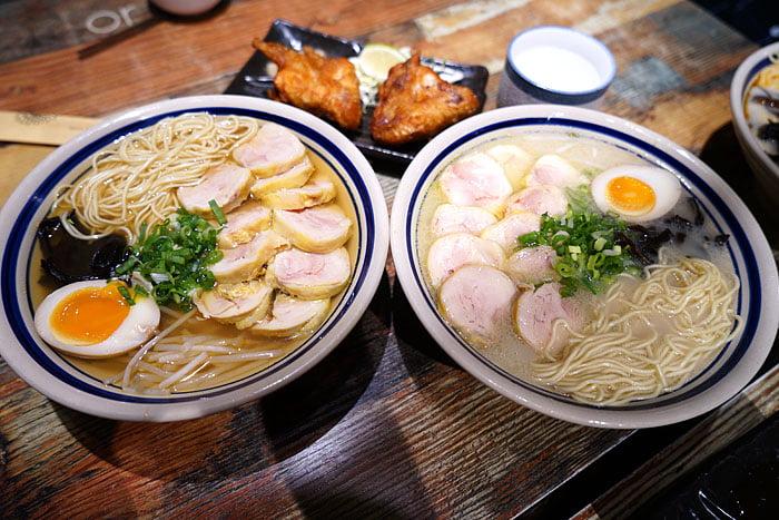 2021 01 24 214710 - 熱血採訪│ 新宿柚子鹽雞拉麵台中也能吃得到!免費加麵兩次,男生也能吃很飽