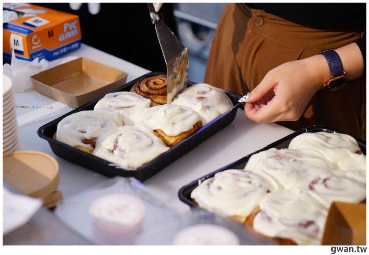 2021 02 16 234707 - 托比美式冰淇淋,最近超夯的美式肉桂捲,假日才出爐,只有週三可以預訂喔!
