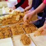 熱血採訪|台中少見肉鬆小貝就在康久菓子工坊!每日現做人氣旺