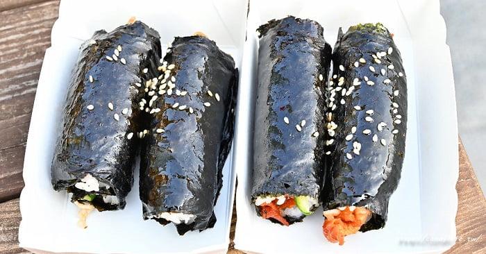 2021 02 26 195030 - 台中韓式飯捲推薦,超可愛mini飯捲,四個只要100元,就在韓式娃娃飯捲
