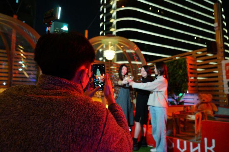 2021 02 27 143736 - 熱血採訪|台中最夯空中夢幻泡泡屋,SOAK Taichung泳池主題派對,下班小酌就約這!