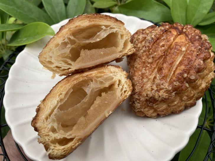 2021 03 04 233625 - 西區麵包 高雄宅配美食八蒜包,快閃勤美誠品只到五月初,濃郁蒜味搭配乳酪完美結合,想吃得排半小時