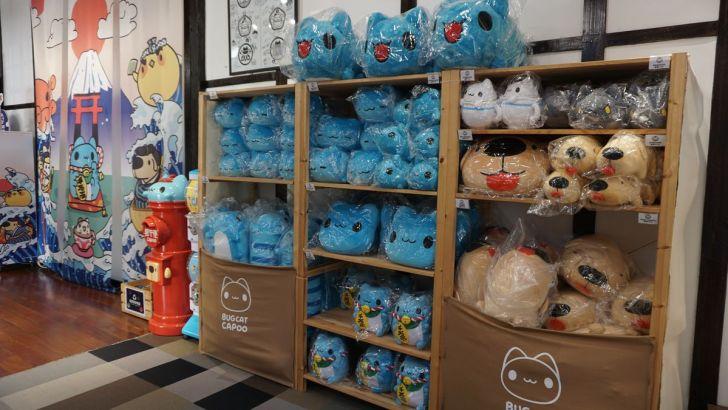 2021 03 31 015306 - 人氣貼圖咖波貓貓蟲佔領日式老宅,滿滿周邊商品還有大型公仔等你來合影~
