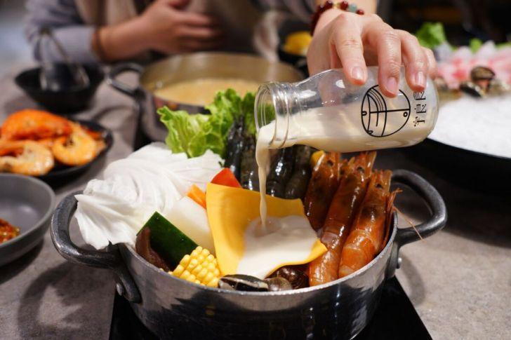 2021 04 01 134540 - 熱血採訪|台中辣味豆漿火鍋來囉!人潮滿滿建議要先預約,多達18種湯底