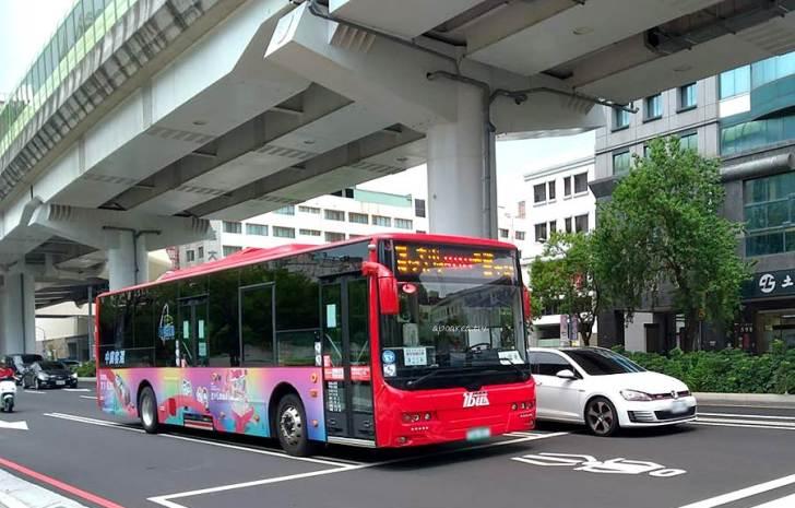 2021 04 10 215942 - 公車族注意!4/26起公車800路改名綠1,增站改繞漢口和大墩路,53路改為綠2、綠3兩段路線