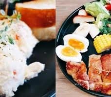 2021 04 27 215655 - 西區早午餐|7.335 Brunch 早午餐/義大利麵~精誠路自然系風格咖啡館 原型食物精緻早午餐