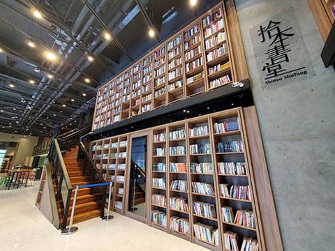 2021 05 09 202715 - 台中新地標!堪稱網美景點的圖書館,拾本書堂5月5日試營運