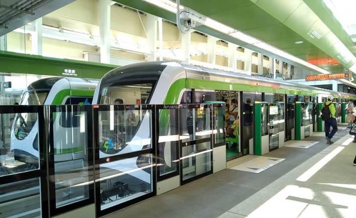 2021 05 18 200532 - 因應全國性停課,台中捷運綠線、公車5/19起調整車班