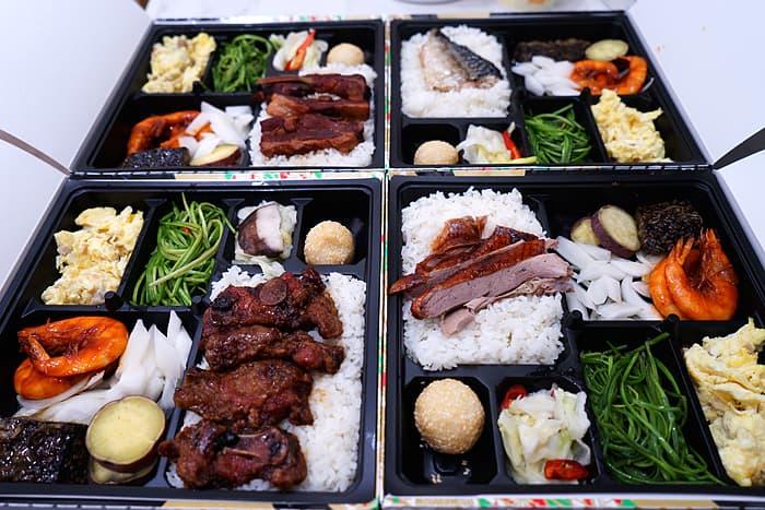 2021 06 14 094054 - 熱血採訪│台中這間燒鵝便當配菜多多還有附湯,雖然價格不便宜,卻常常很早就賣完