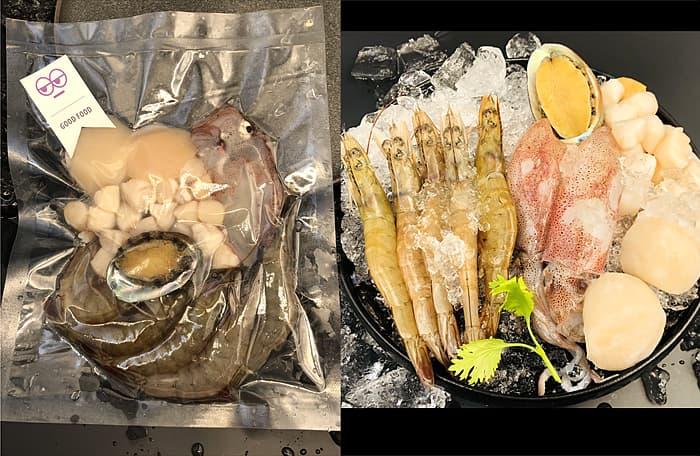 2021 06 14 152427 - 熱血採訪│老闆瘋了嗎,公益路這間海鮮雙人套餐太佛心!滿滿蝦子剝到快手軟