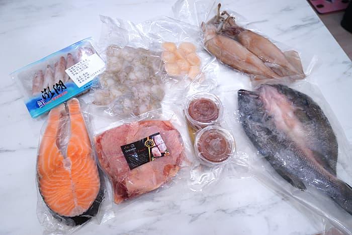 2021 07 08 121855 - 熱血採訪│台中浮誇懶人箱!蝦幫你剝好,澎湖冰卷、鮭魚卵退冰直接吃