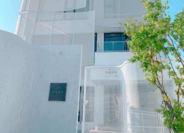 2021 07 13 014204 - 熱血採訪│水相餐聚苑搬遷後新址搶先看!純白唯美建築超漂亮,今天開賣第一天,不出門也能送到家