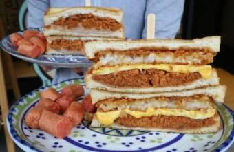 2021 09 15 212733 - 台中三明治專賣,爆漿芋泥三明治在這裡,搭配鹹香肉鬆或起司讓你欲罷不能,芋頭控必吃!
