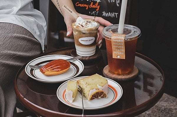 2021 09 20 222732 - CREAMY DAILY COFFEE║緊鄰豐樂公園旁韓系咖啡館,愜意下午茶吃甜點又好拍的小店,IG網美必收藏名單!