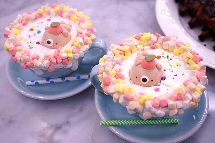 2021 09 24 031333 - 熱血採訪│台中巨無霸熊熊棉花糖!比臉還大,當月壽星限定四人套餐送慕斯蛋糕