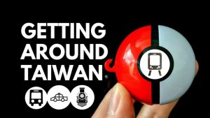how to travel in taiwan