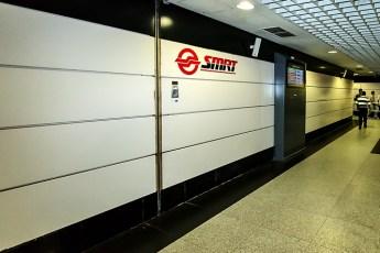 Outram Park MRT Station, Singapore