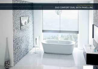 琺瑯鋼板浴缸 - 葡萄牙BLB一體成型獨立浴缸