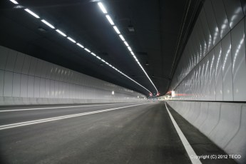 Eagle's Nest Tunnel, Hong Kong