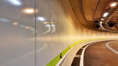 新加坡 聖陶沙隧道琺瑯板
