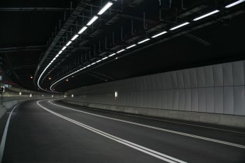 Shatin Heights Tunnel, Hong Kong