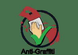 Enamel Panel is Anti-Graffiti