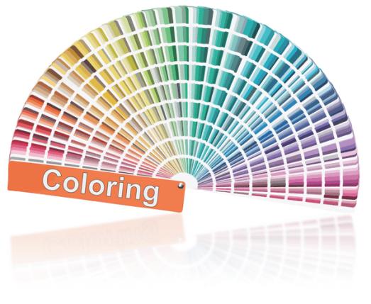 Enamel Panel Color Chart