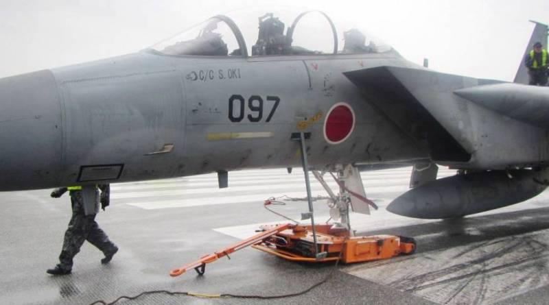 ASDF Japan F-15