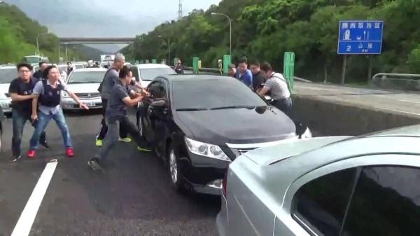 drug bust on national highway