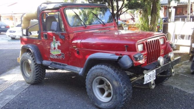 jeep involved in fatal accident