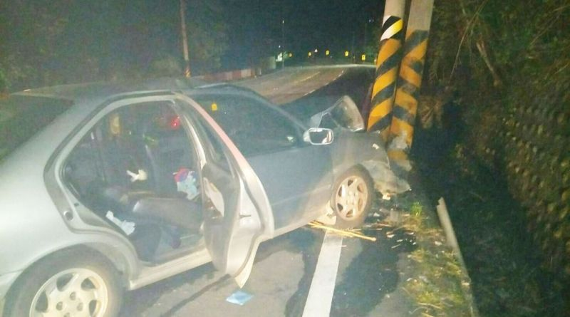 car accident on highway 3