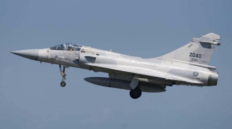 mirage 2000 Taiwan ROC Air Force