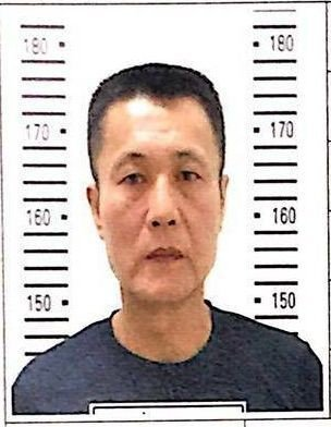 Chen Hongzong mugshot