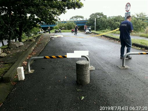 scene of murder in Pingtung County