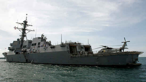 USS Mustin DDG-89