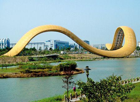 Tainan Science Park Taiwan