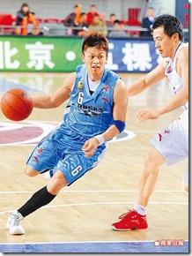 Hsu Chih-chao named Dacin head coach